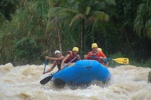 naranjo rafting 230
