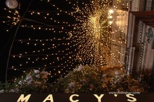 Macy'te christmas kutlamaları